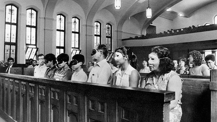 Wellington Ave UCC - Sanctuary movement, 1982