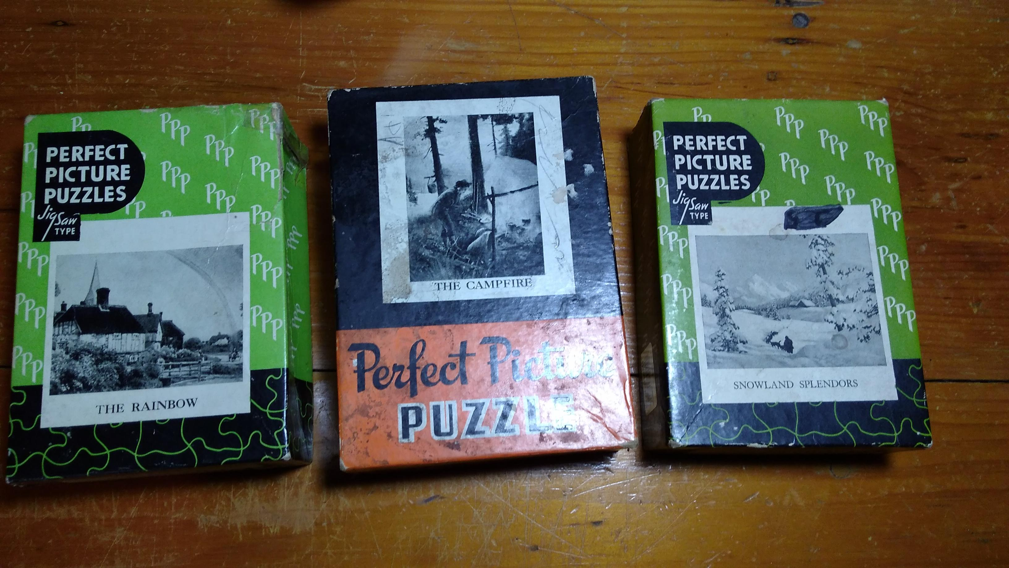 70 year old puzzles