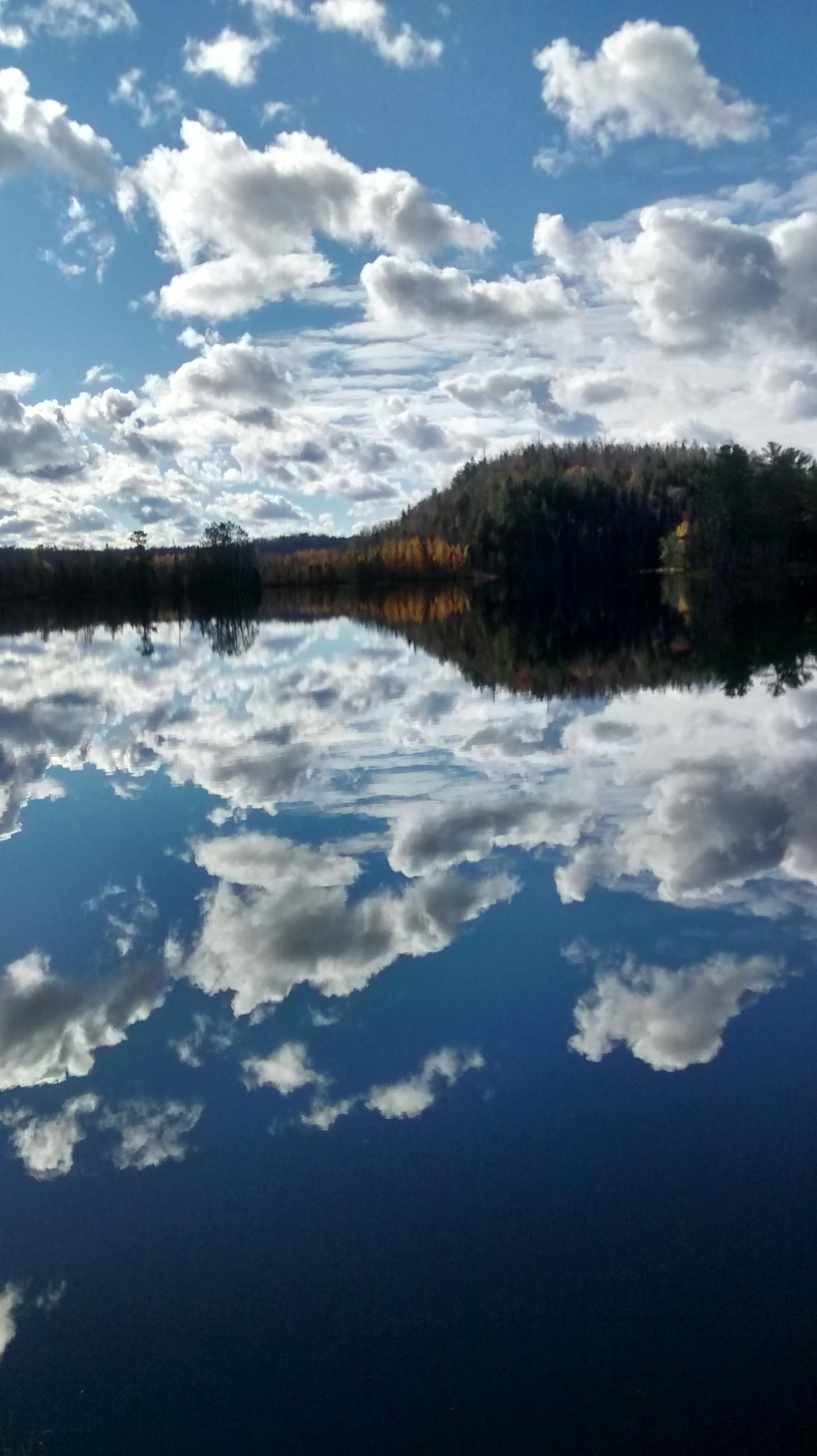 Loon Lake, Copper Falls