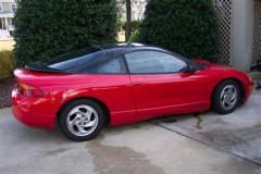 the car Len had back then